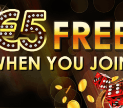 Free £5 No Deposit Mobile Casino