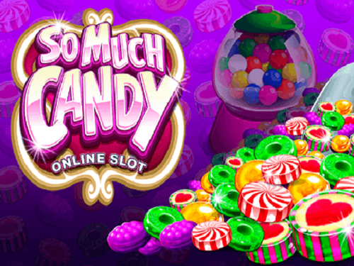 SO MUCH CANDY slot