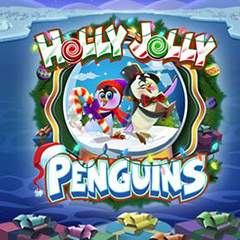 Holly Jolly Penguins Slot Fun For Free