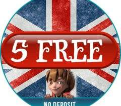 free 5 pound no deposit mobile casino