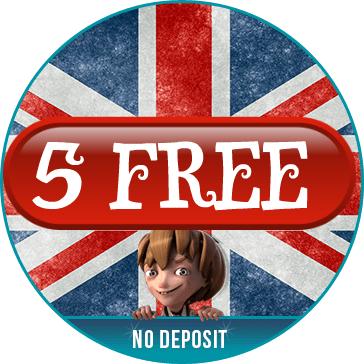 Free 5 Pound No Deposit Mobile Casino & £5 Deposit & free 5