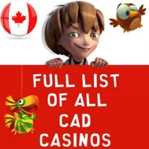Casino Gambling Canada